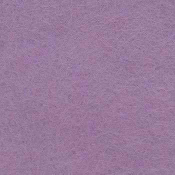 Wool Blend Felt - Plain in Lilac, per sheet - Available in 2 sizes