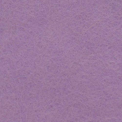 <!--0507-->Wool Blend Felt - Plain in Lilac, per sheet - Available in 2 siz