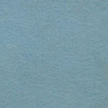 Wool Blend Felt - Plain in Sky, per sheet - Available in 2 sizes