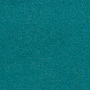Wool Blend Felt - Plain in Caribbean, per sheet - Available in 2 sizes