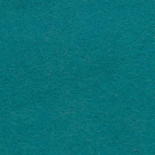 <!--0514-->Wool Blend Felt - Plain in Caribbean, per sheet - Available in 2