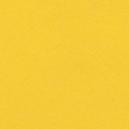 <!--0520-->Wool Blend Felt - Plain in Primrose Yellow, per sheet - Availabl