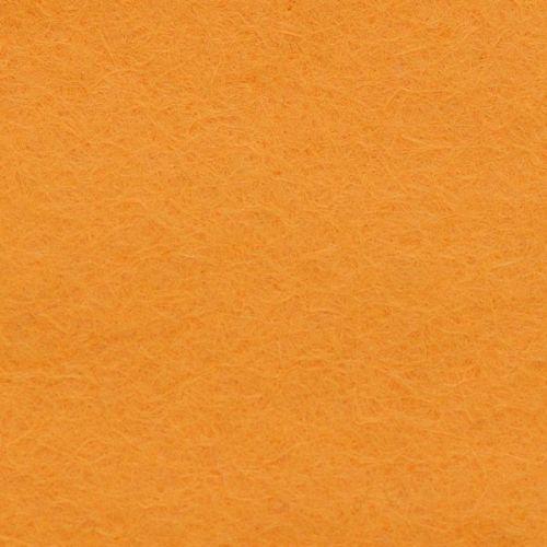 <!--0521-->Wool Blend Felt - Plain in Fiesta Gold, per sheet - Available in