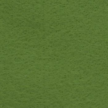 Wool Blend Felt - Plain in Arundel Green, per sheet - Available in 2 sizes