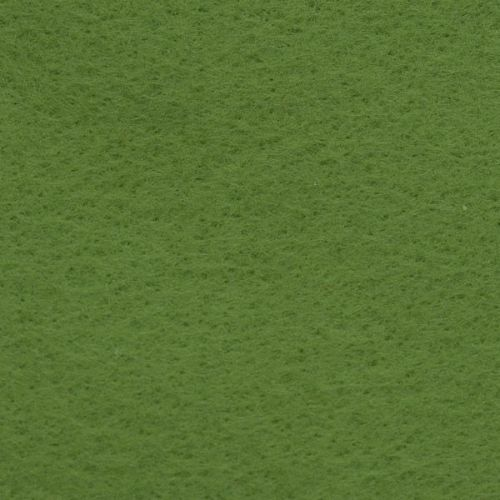 <!--0517-->Wool Blend Felt - Plain in Arundel Green, per sheet - Available