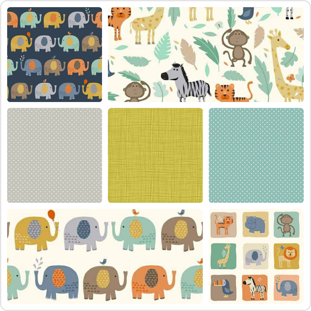 <!-- 028 -->The Baby Jungle Collection