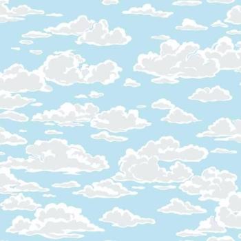 Makower UK - Marina Sky, per fat quarter