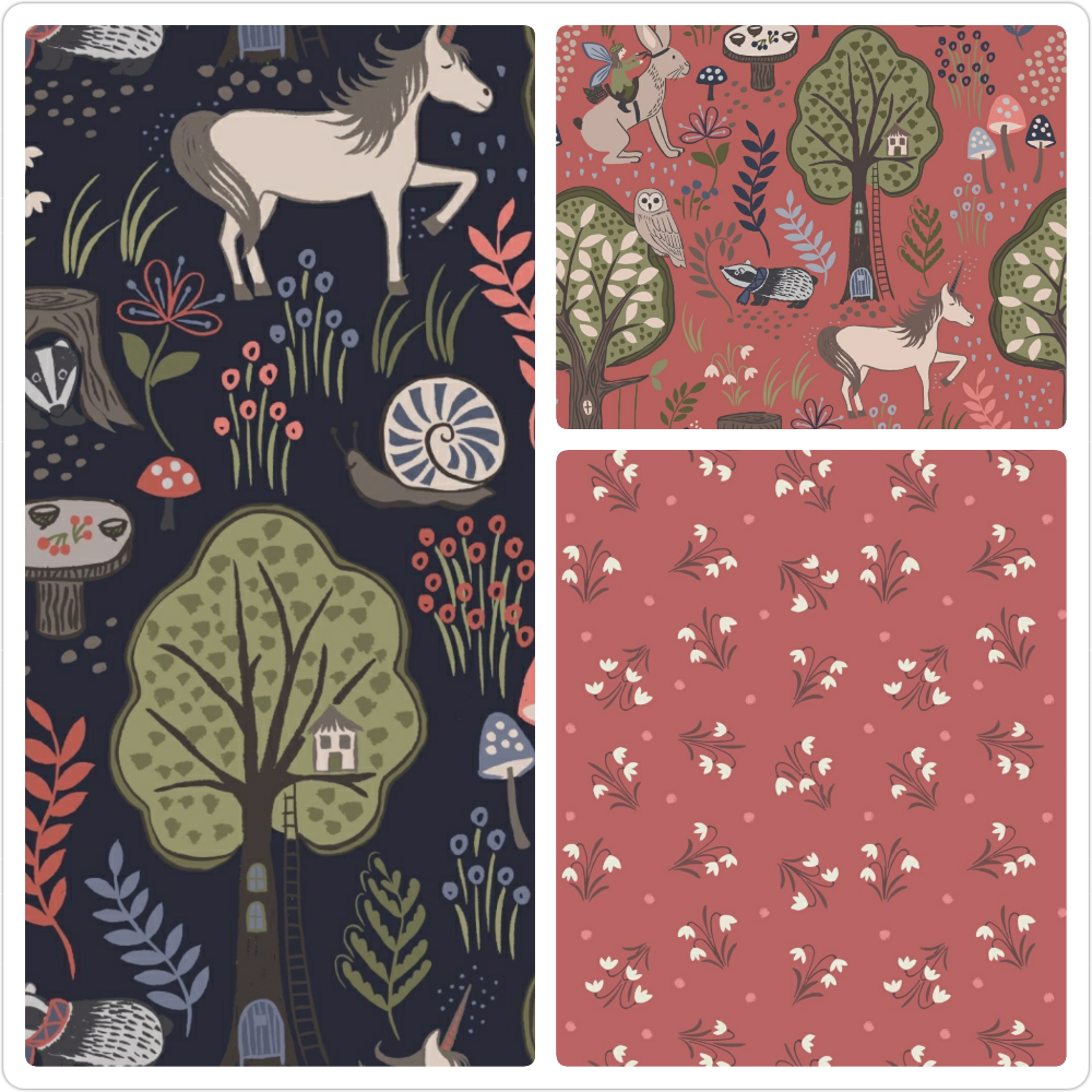 <!-- 411 --> The Enchanted Forest Collection