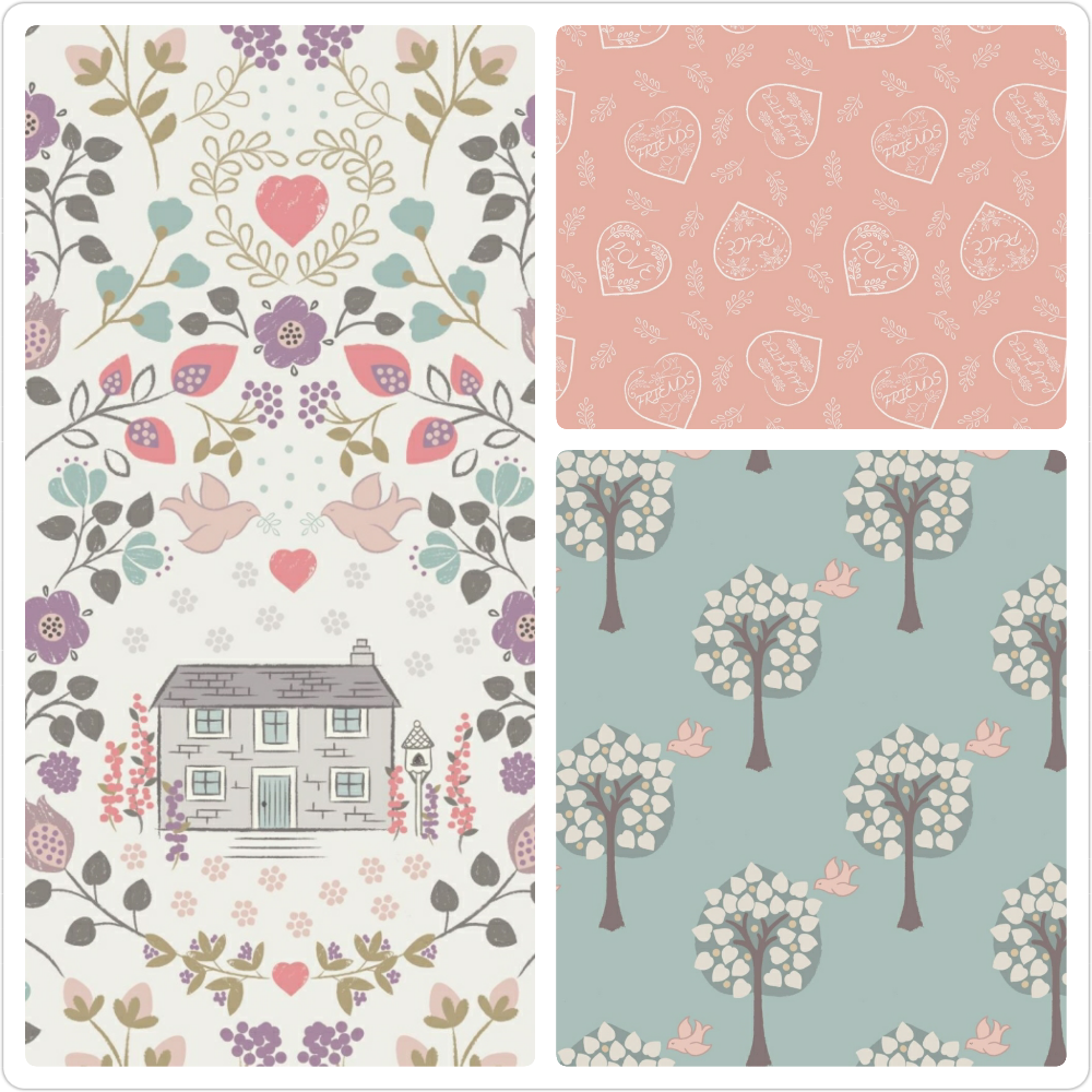 <!-- 410 --> The Dove House Collection