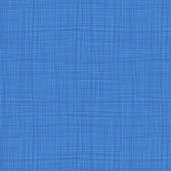 Makower UK - Linea in Riviera Blue B5, per fat quarter  ***WAS £2.40***