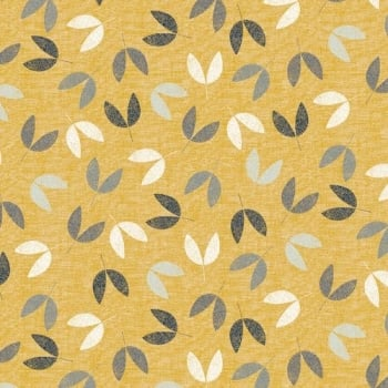 Dashwood Studios - Bird Song - Seeds, per fat quarter  ***WAS £2.85***