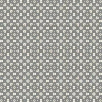 <!--9057-->Makower UK - Scandi Nordic Snowflake in Grey, per fat quarter