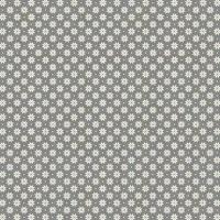 <!--9004-->Makower UK - Scandi Nordic Snowflake in Grey, per fat quarter