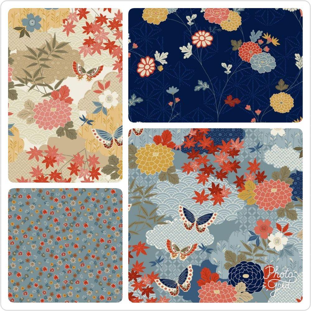<!-- 034 -->The Japanese Garden Collection