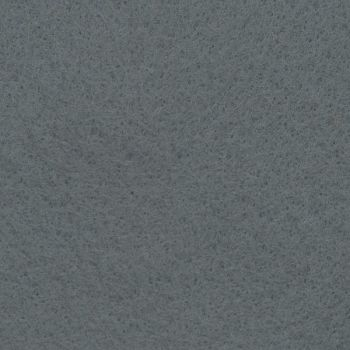 Wool Blend Felt - Plain in Silver Birch Grey, per sheet - Available in 2 sizes