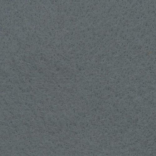<!--0500b-->Wool Blend Felt - Plain in Silver Birch Grey, per sheet - Avail