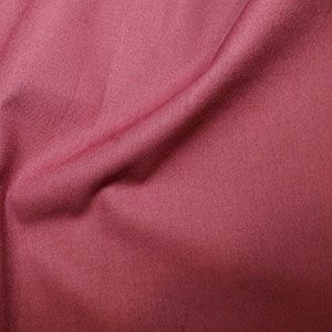 **NEW**  Rose & Hubble True Craft Cotton - Plain in Rose 24, per fat quarter