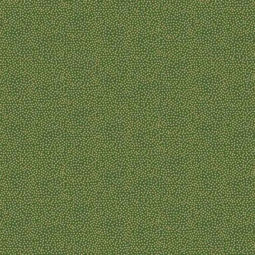 <!--9043-->Makower UK - Modern Metallic Trees In Cream, per fat quarter  **