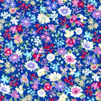 Cosmo Fabrics - Cotton Lawn - Garden Delight, per fat quarter ***WAS £2.40***