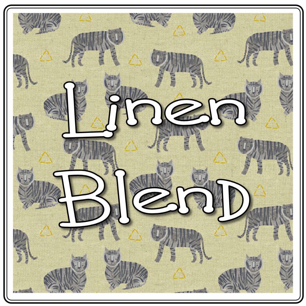 <!-- 003 -->Linen and Linen Blend