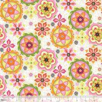 <!--5208-->Blend Fabrics - Inspirit - Dream in Green, per fat quarter