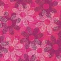 <!--3235-->Makower UK - Sundance Dotty Daisy in Pink, per fat quarter