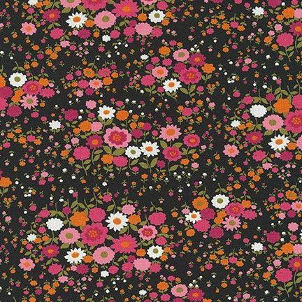 <!--5803-->Sevenberry - Petit Garden Blossom, per fat quarter
