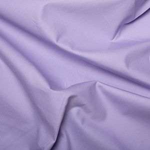 Rose & Hubble - Plain in Iris, per fat quarter