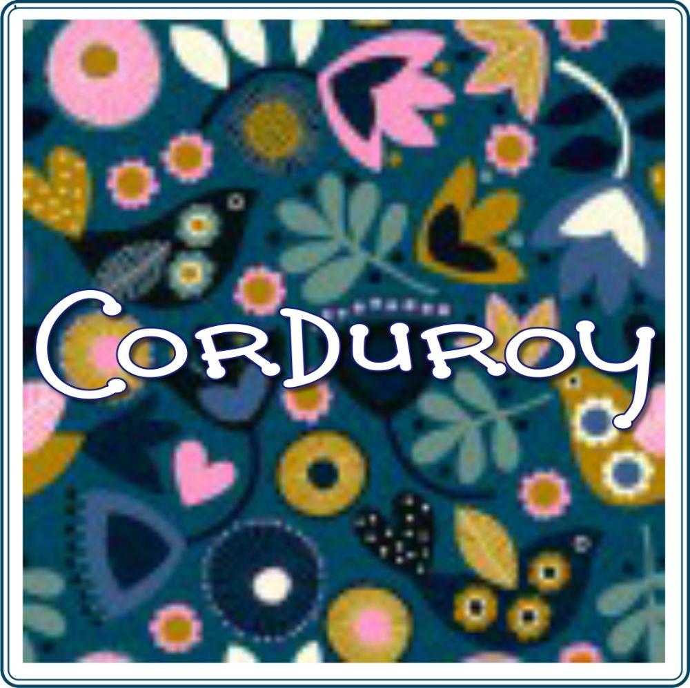 <!-- 002 -->Corduroy