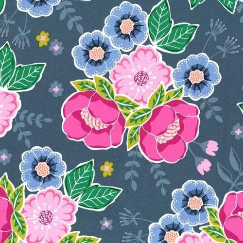 <!--5303-->Michael Miller Fabrics - Flower Shop - It Can Be Arranged in Per