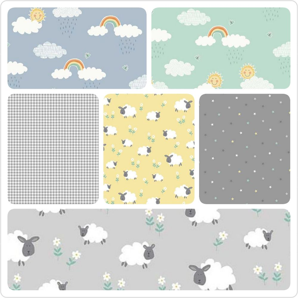 <!-- 048 -->The Counting Sheep Collection
