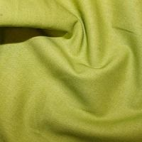 <!--1156-->Rose & Hubble True Craft Cotton - Plain in Chartreuse - 58, per fat quarter