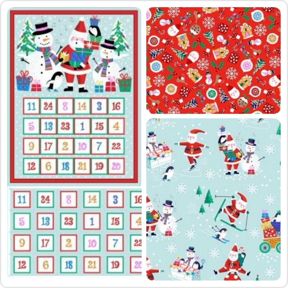 <!--105-->The Jolly Santa Collection