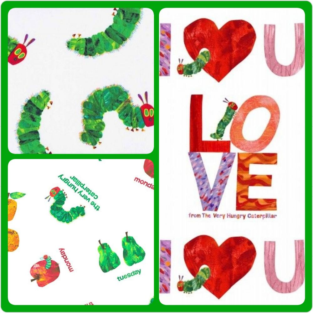 <!-- 036 -->The Very Hungry Caterpillar Collection