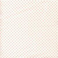 <!--2880-->Sevenberry - Pin Spot - Pink on White, per fat quarter