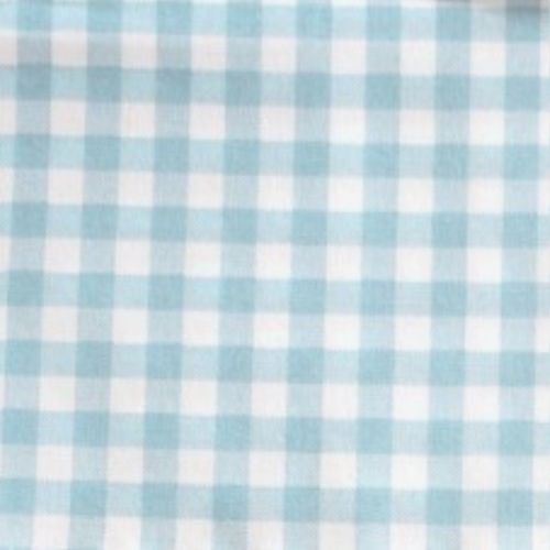 <!--2885-->Sevenberry - 5mm Gingham - Blue on White, per fat quarter
