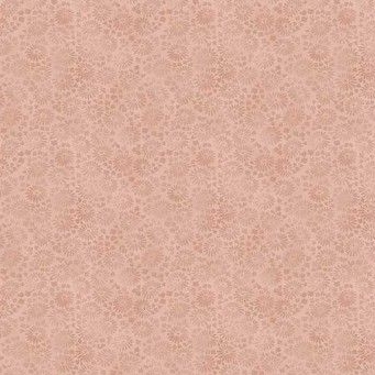 <!--3130-->Makower UK - Dream - Daisies in Pink, per fat quarter