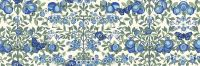 <!--7013-->Liberty Of London - Orchard Garden - Orchard in Blue (x), per fat quarter