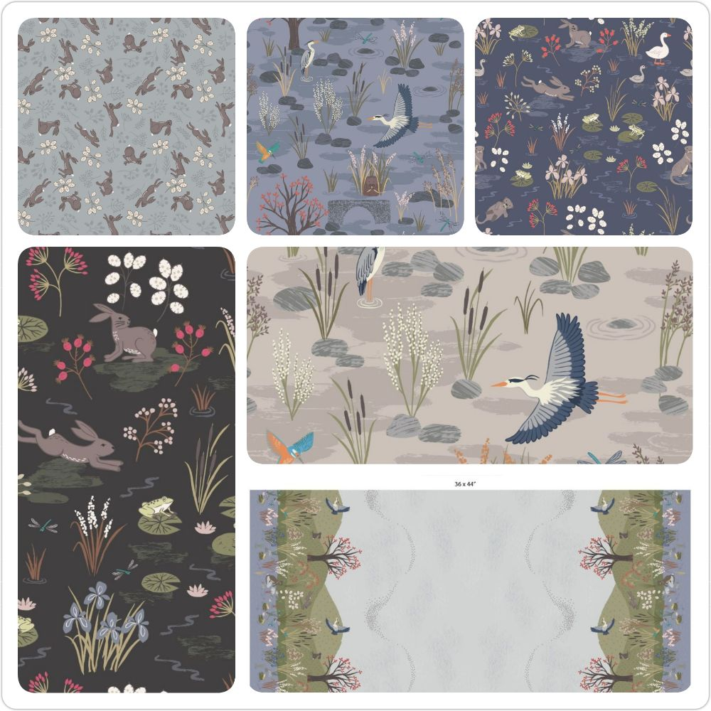 <!-- 432 -->The Water Meadow Collection