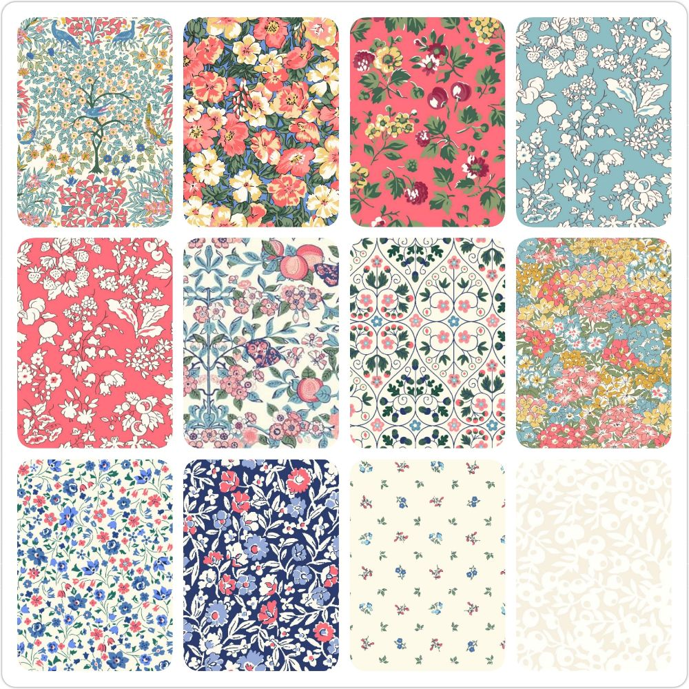 <!-- 3 -->The Orchard Garden Collection in Pinks
