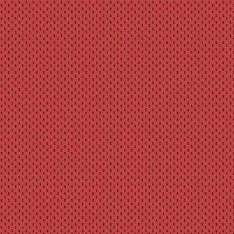 <!--3123A-->Makower UK - Trinkets - 8154 in Red, per fat quarter