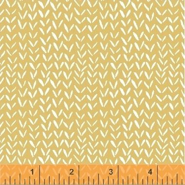 Windham Fabrics - Bah, Bah, Baby - Barley Meadow, per fat quarter