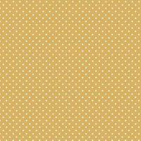 <!--3025-->Makower UK - Polka Dot in Sand 830/Y6, per fat quarter