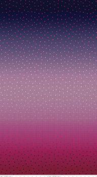 Riley Blake - Gemstones - Tonal Blue Raspberry, per HALF METRE
