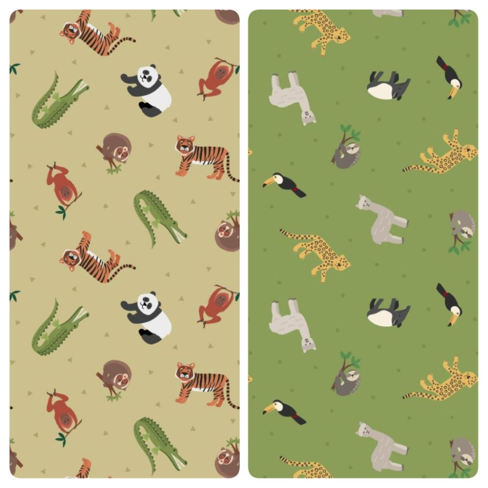 <!-- 450 -->Small Things World Animals Collection