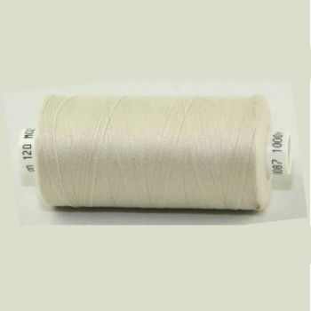 1 x 1000yrd Coats Moon Thread - M0239