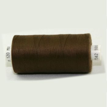 1 x 1000yrd Coats Moon Thread - M0056