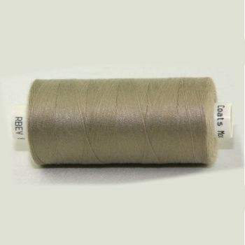 1 x 1000yrd Coats Moon Thread - M0041