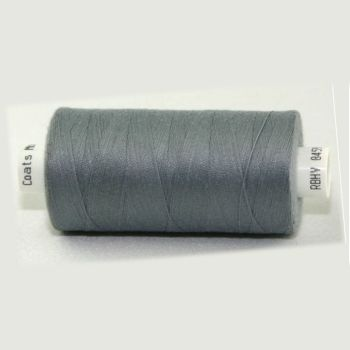 1 x 1000yrd Coats Moon Thread - M0084