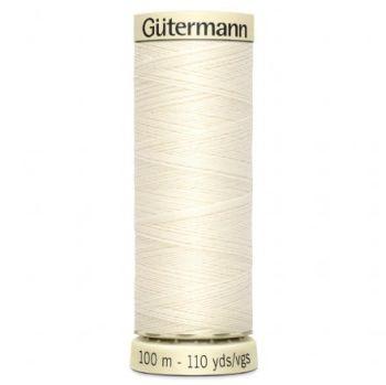 Gutermann Sew-all Thread 100m - 001